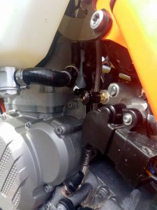 KTM believes the new 2-stroke fuel injection technology