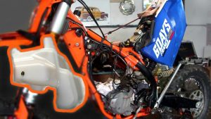 KTM TPI Oil Pump Failure & Leaking Oil Tank